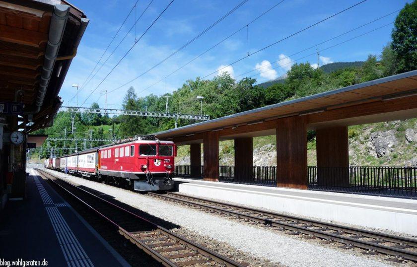 Bahnhof Filisur