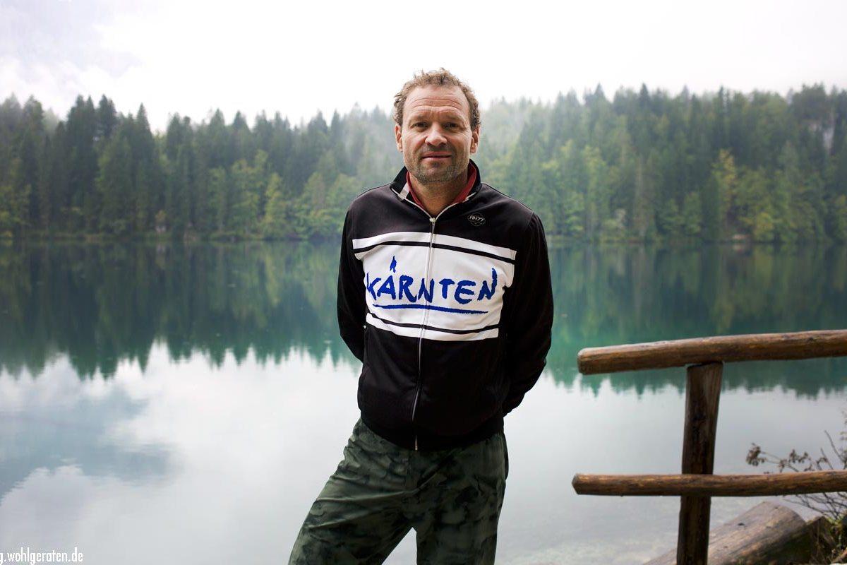 Paco Wrolich - Radkoordinator Kärnten und Radprofi