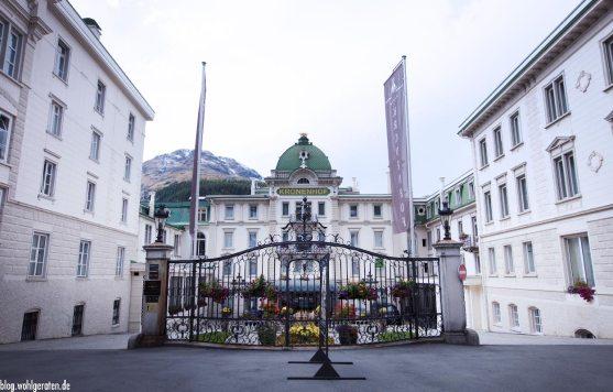 Grandhotel Kronenhof Pontresina