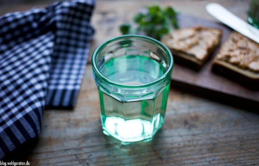 Wasserglas Paola Navone von wohlgeraten.de