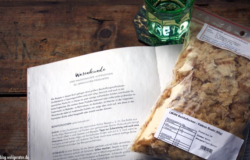Warenkunde in Meine Japanische Küche - Stevan Paul – Hölker Verlag
