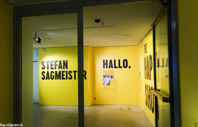 The Happy Show – Stefan Sagmeister