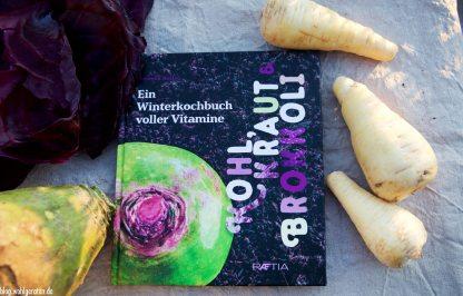 Winterkochbuch Kohl, Kraut. Brokkoli