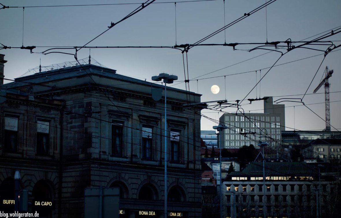 Zürich – Bahnhofsvorplatz