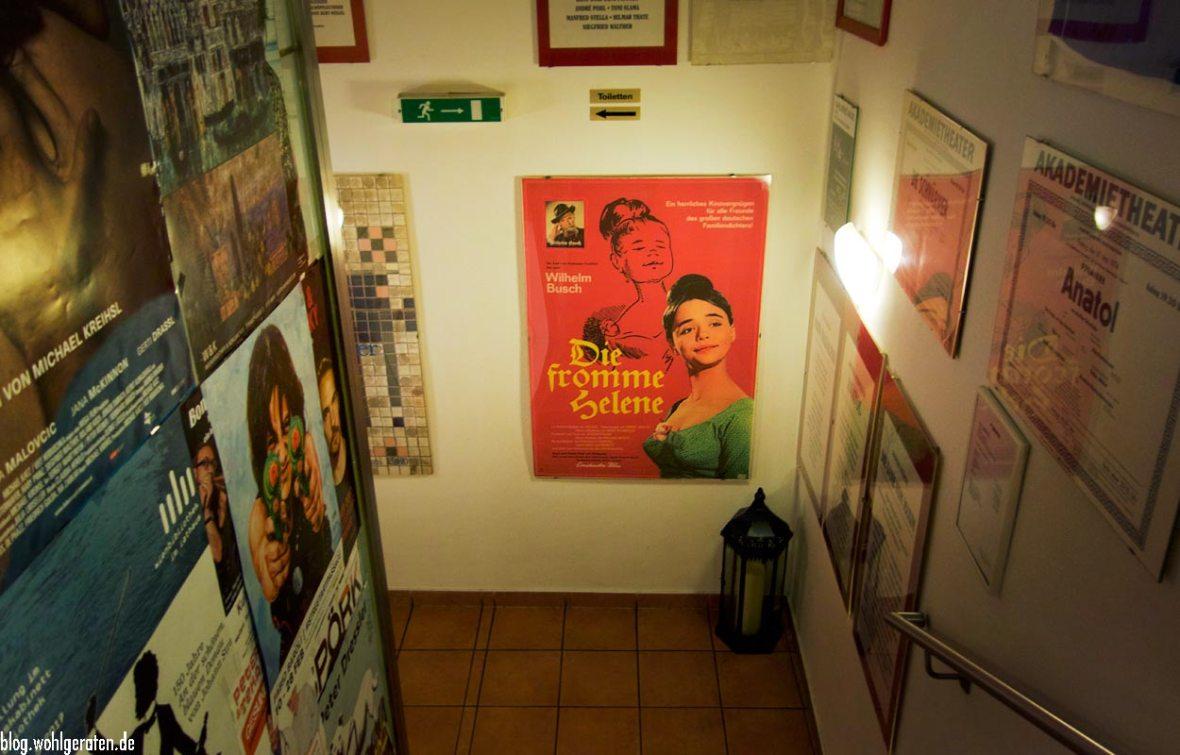Plakat Die Fromme Helene