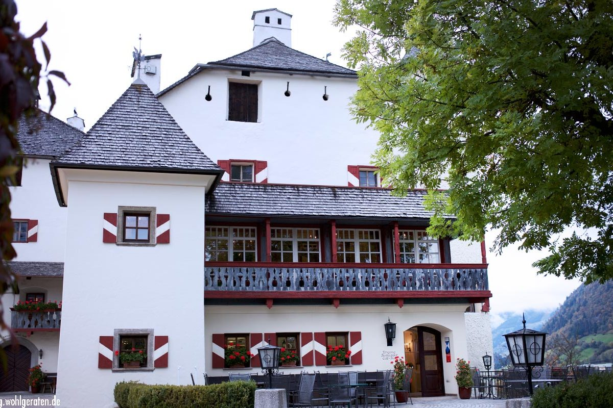 Weitmoserschlössl Bad Hofgastein