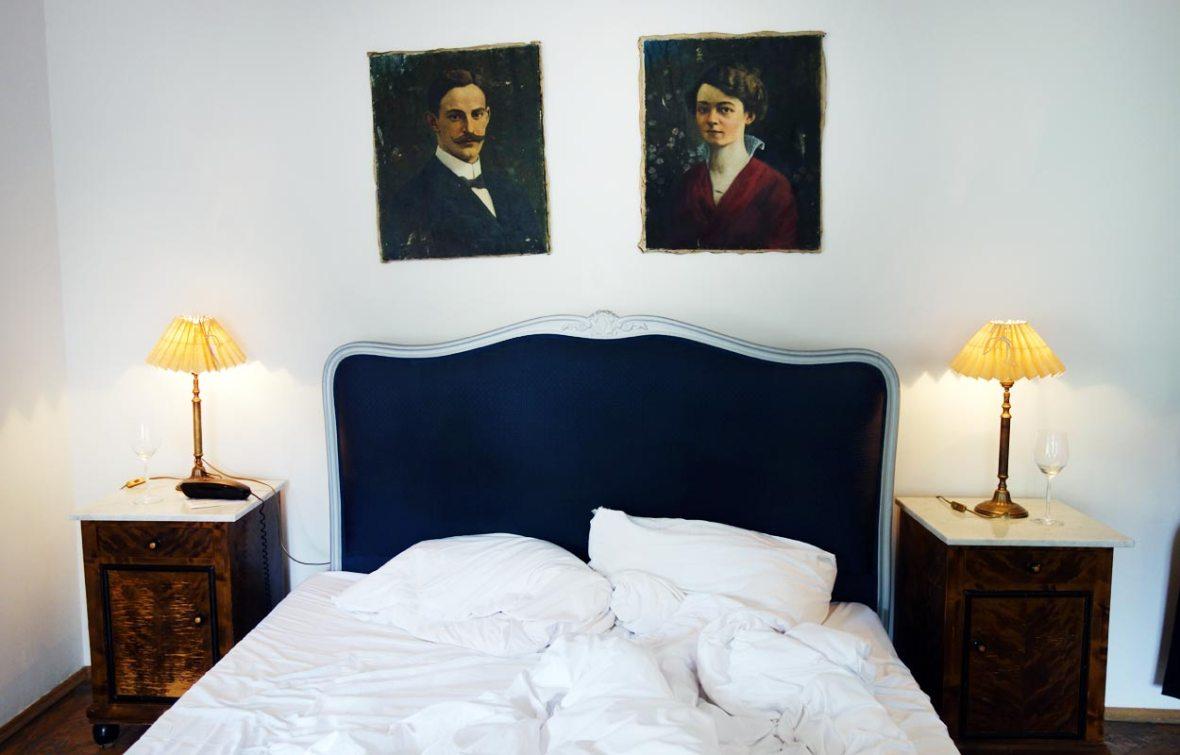 Zimmer – Hotel Mariandl München