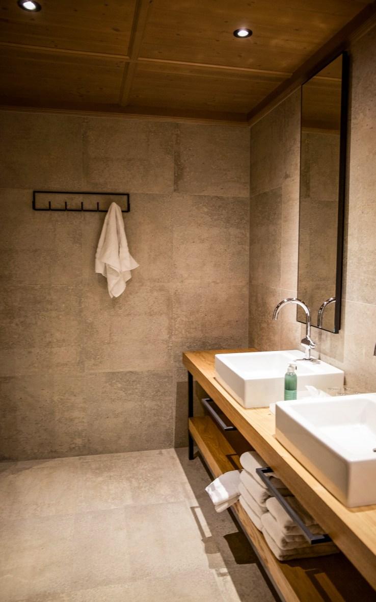 Bad im Schönherr Haus