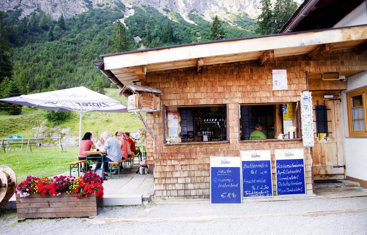 Krinnenalpe - Tannheimer Tal - Tirol
