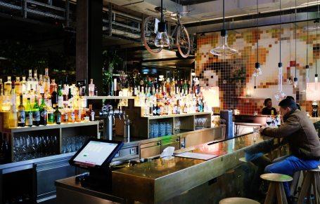 Bar - 25hours Hotel Zürich Langstrasse