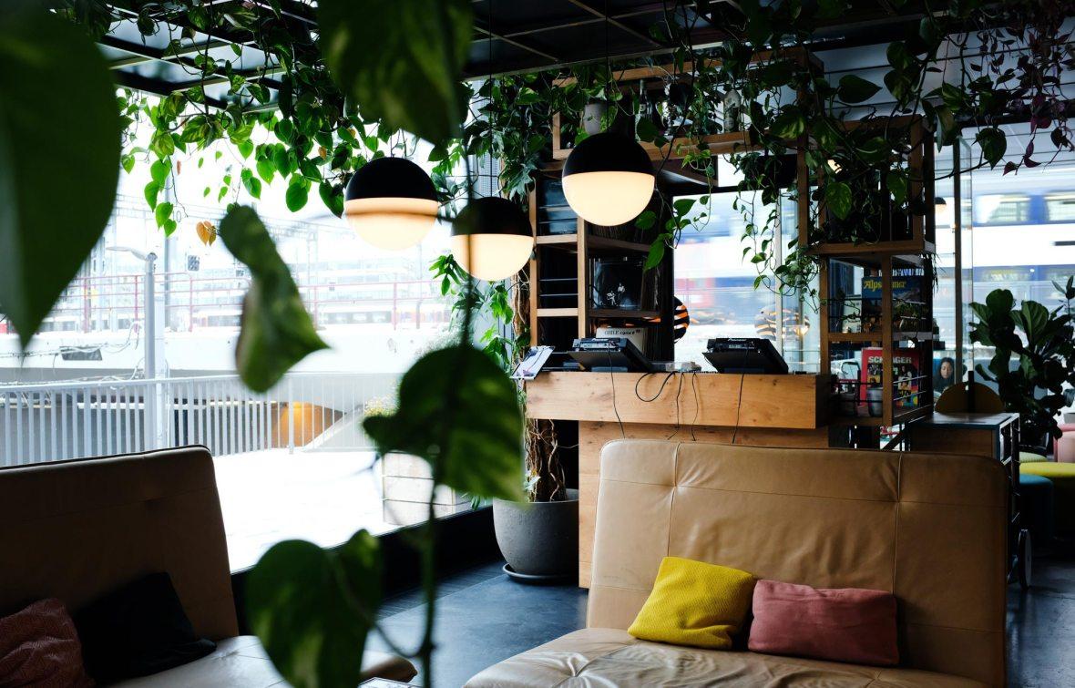 Lounge- 25hours Hotel Zürich Langstrasse