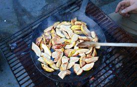 Rezept - Quittenschitze nach Feuerküche