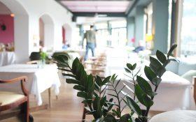 Haus Hirt - Speisesaal