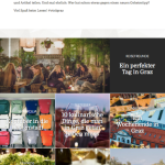 Blogger über Graz