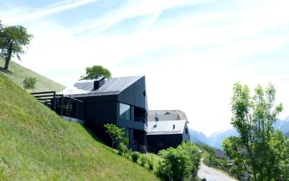Architektenhäuser Pedevilla