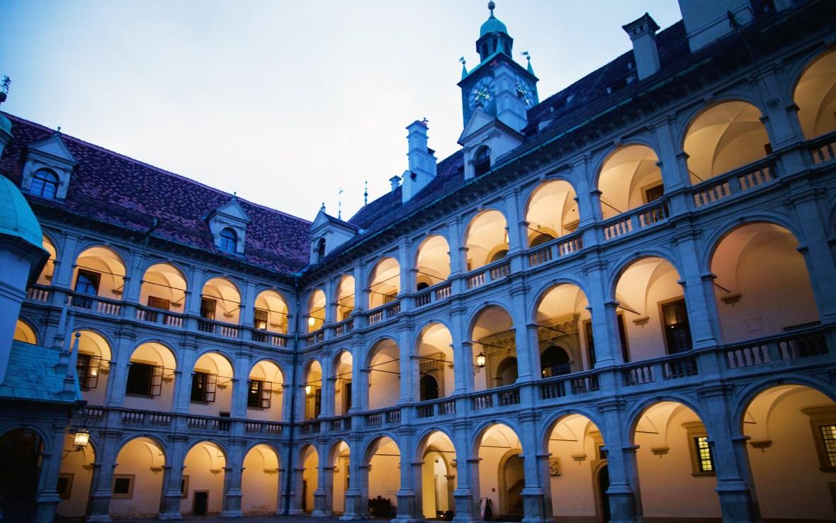 Grazer Landhaus - Innenhof