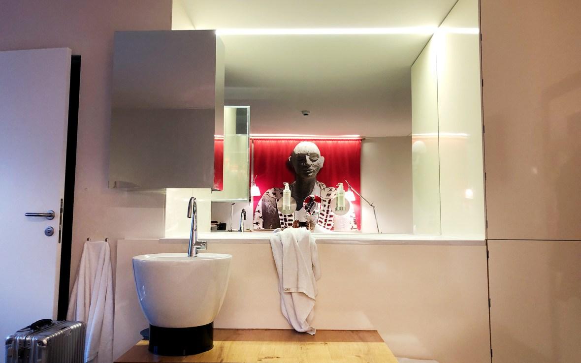 Badewanne Zimmer 306 - Hotel Nala Innsbruck