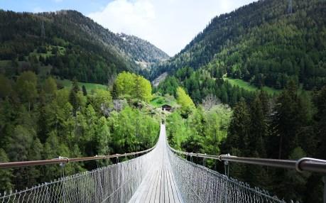 Goms Bridge - Ernen- Wallis
