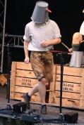 Fluss Festival 2019 Toni Bartls Alpin Drums 016