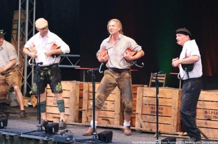 Fluss Festival 2019 Toni Bartls Alpin Drums 019