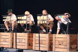 Fluss Festival 2019 Toni Bartls Alpin Drums 022