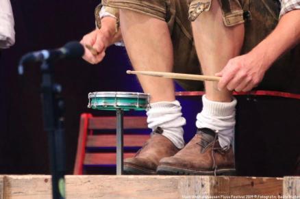 Fluss Festival 2019 Toni Bartls Alpin Drums 026