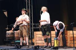 Fluss Festival 2019 Toni Bartls Alpin Drums 031