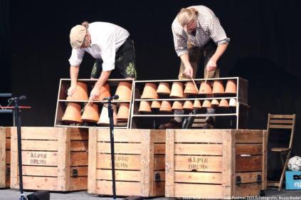 Fluss Festival 2019 Toni Bartls Alpin Drums 036