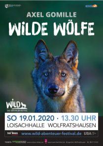 Axel Gomille zeigt ,Deutschlands wilde Wölfe'.