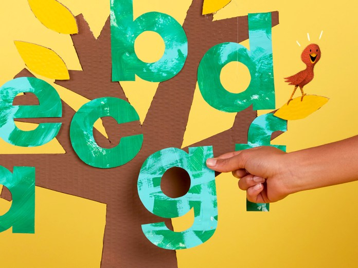 Alphabet Tree image