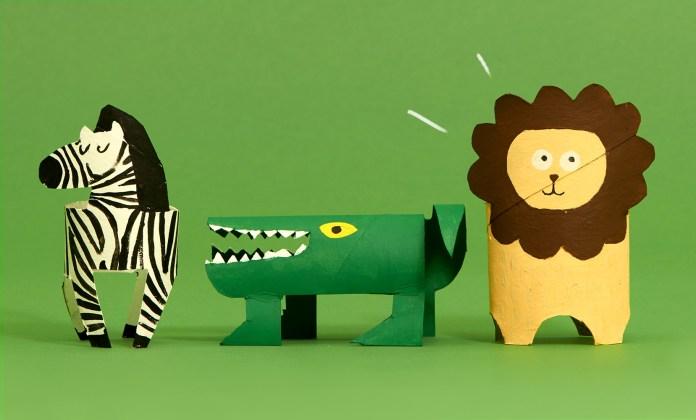 Zoo Roll