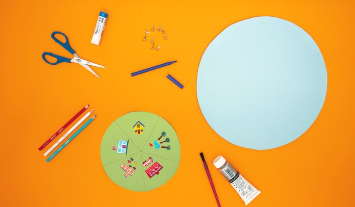 back to school, journey, craft, drawing, activity, kids