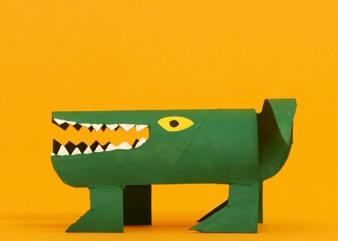 2. Arnold l'alligator
