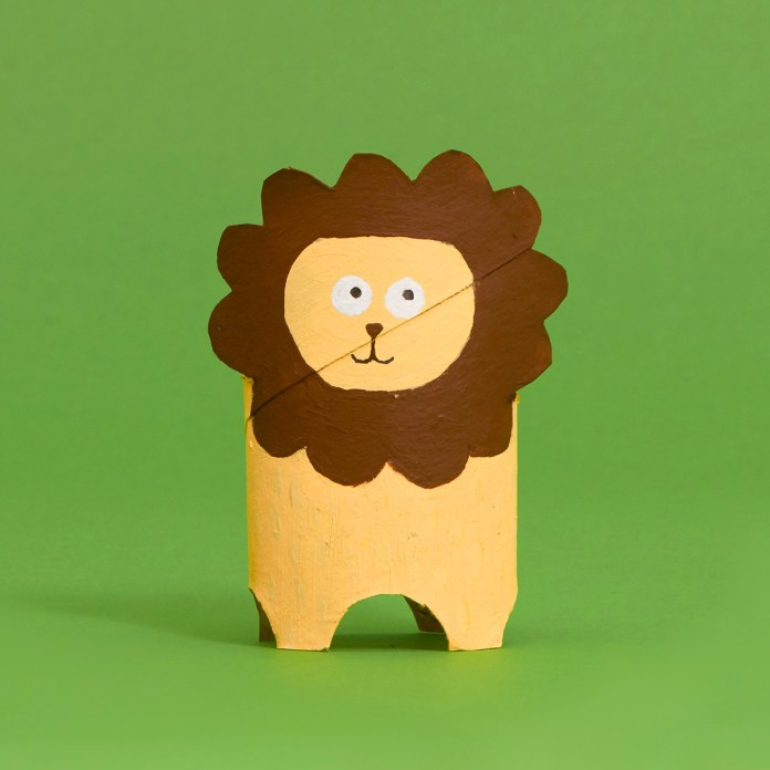 9. Lisa il leone