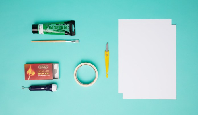 Prep your materials