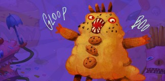 Childrens Drawings Food Monster Awards Competition