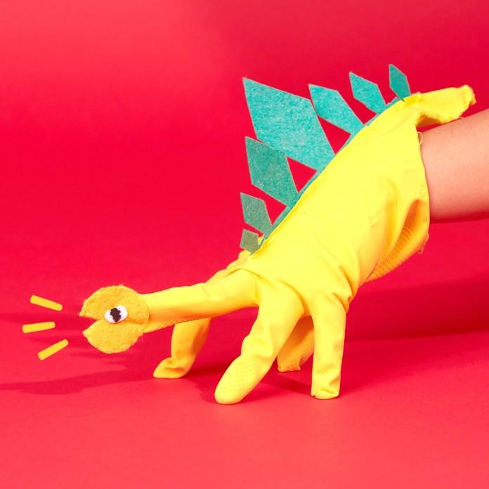 3. Stefan el Stegosaurus