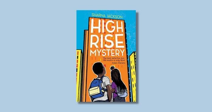 High Rise Mystery by Sharna Jackson