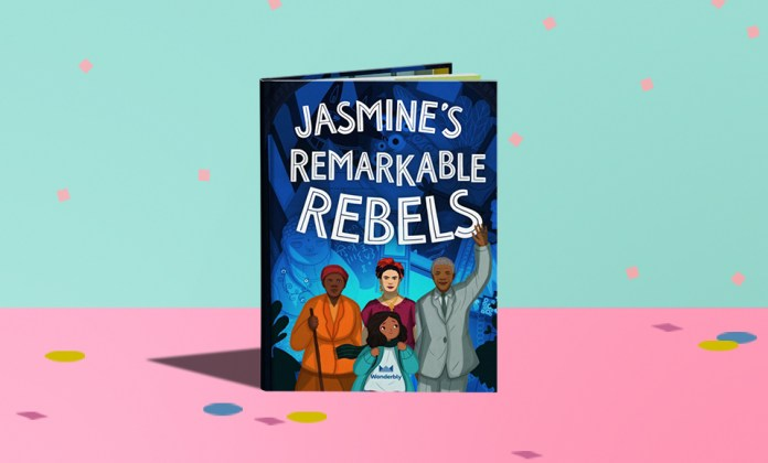 remarkable rebels book