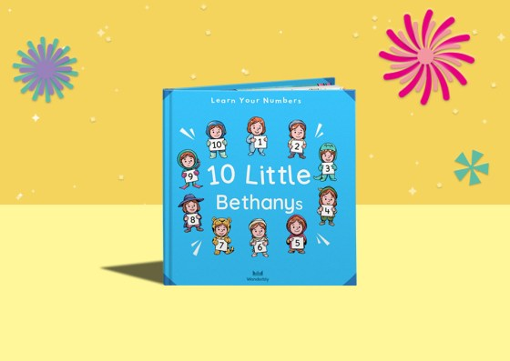 10 little you book