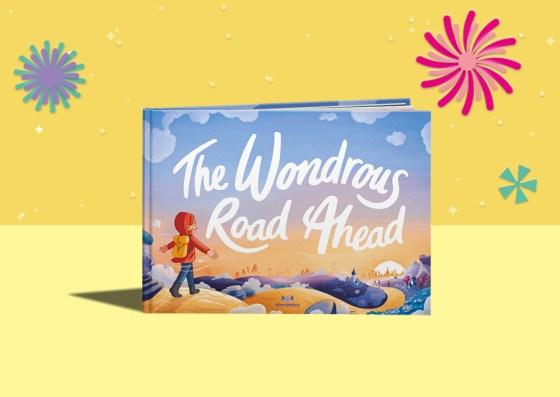 wondrous road ahead book