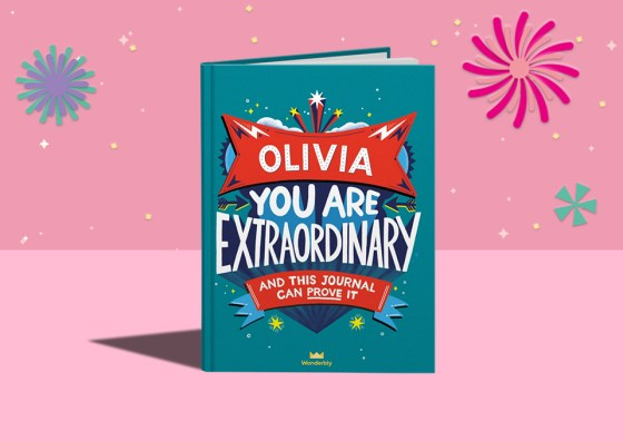 you are extraordinary book