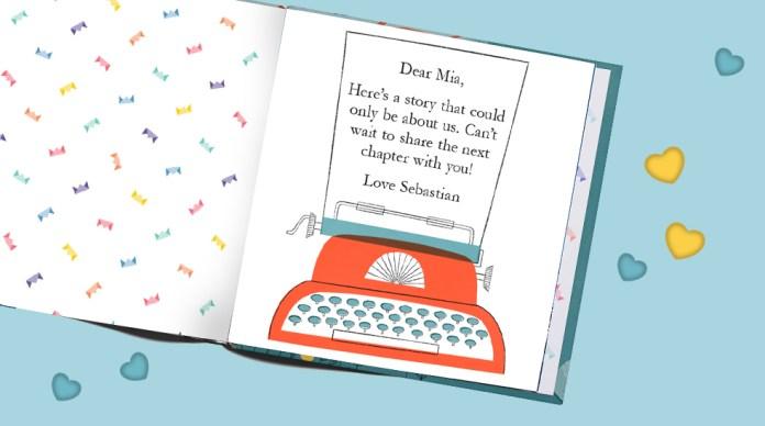 ten reasons I love you book