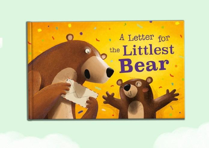 letter to littlest bear book