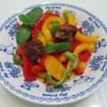 紅黃青椒1