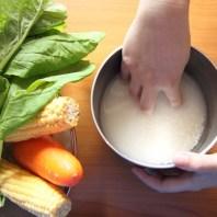 清洗食材1