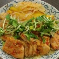 辣椒芒果雞5