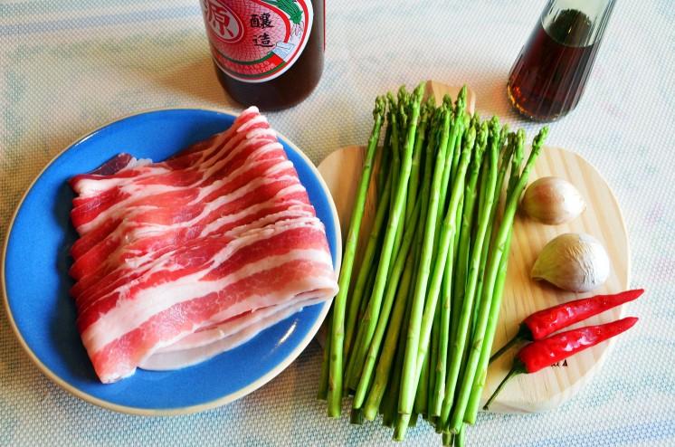 蘆筍豬肉捲1