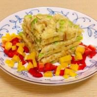 金針菇煎餅7