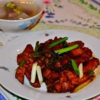 蔥燒豬肉5